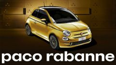 Fiat 500 Paco Rabanne by Garage Italia Customs - Immagine: 11