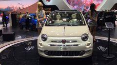 Fiat 500, Salone di Ginevra, 60 anni, vista frontale