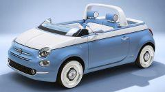 Fiat 500 Spiaggina 60 anni celebrati da Garage Italia e Fiat - Immagine: 9