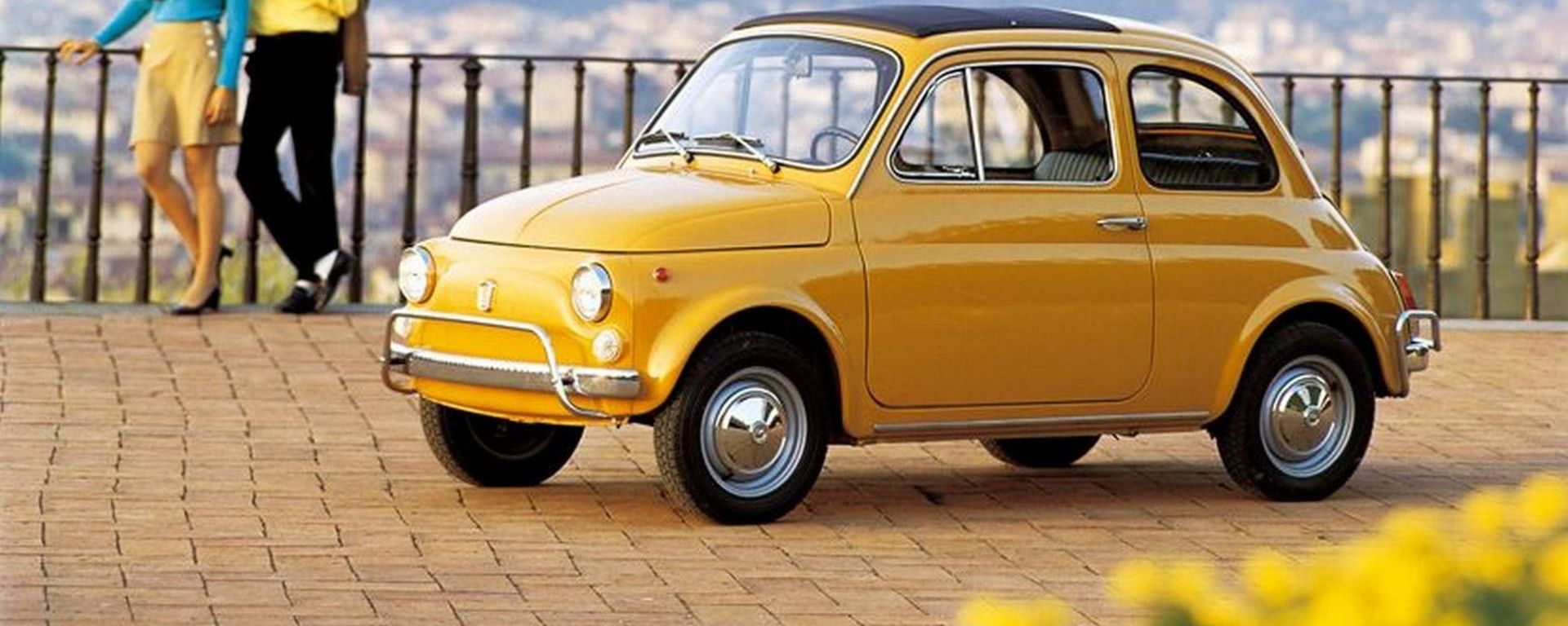 Fiat 500: un vero cult per gli italiani