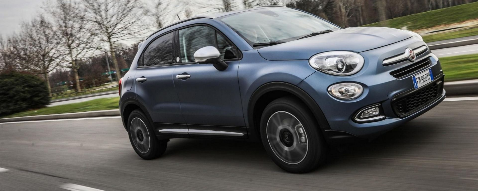 Fiat 500X 1.3, 150 CV: si guida bene ma il DCT non convince