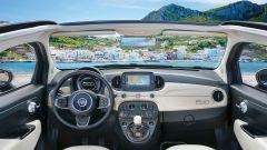 Fiat 500 Yachting: interno