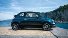 Fiat 500 Yachting: laterale