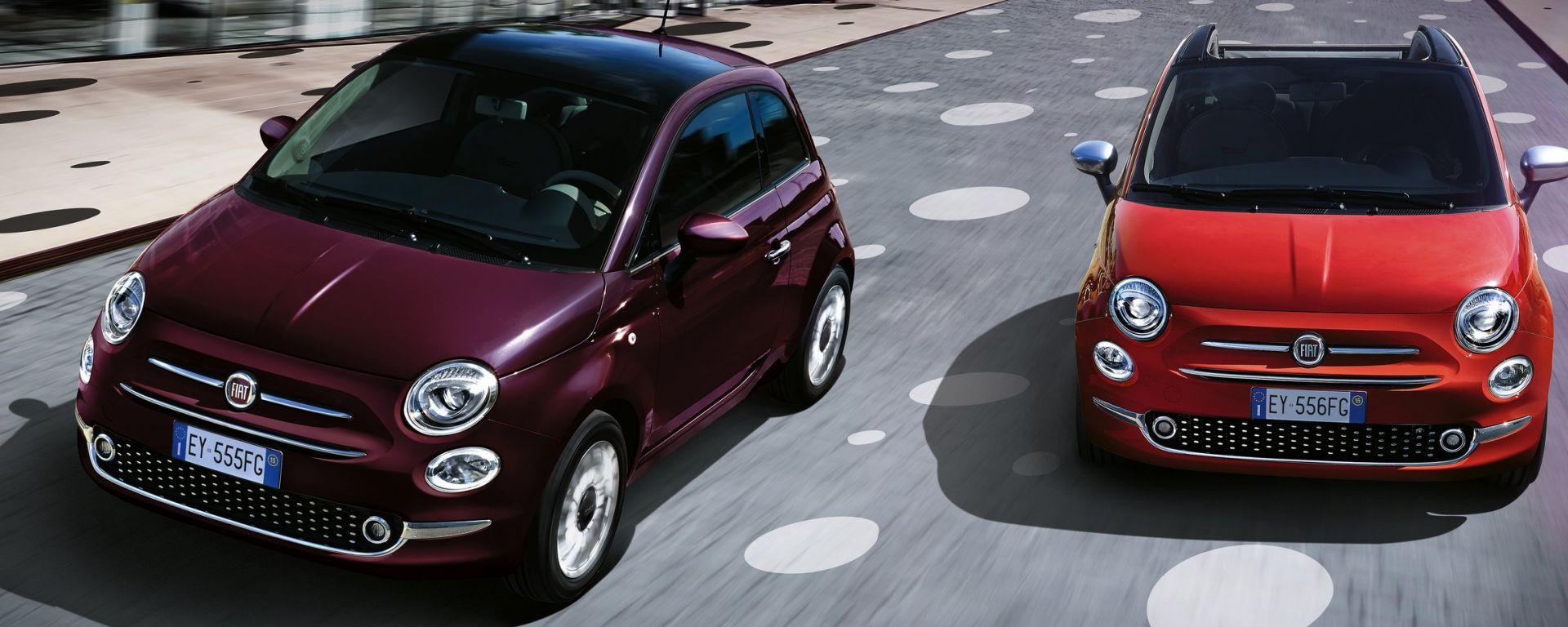 Fiat 5001.3 Multijet II 95 cv