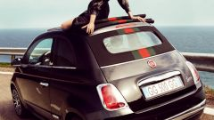 Fiat 500C by Gucci - Immagine: 2