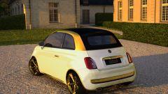 """Fiat 500C """"Dolce Vita"""", la 500 da 300.000 euro - Immagine: 2"""