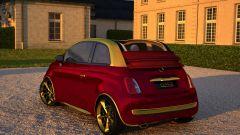 """Fiat 500C """"Dolce Vita"""", la 500 da 300.000 euro - Immagine: 5"""