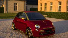 """Fiat 500C """"Dolce Vita"""", la 500 da 300.000 euro - Immagine: 4"""