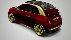 """Fiat 500C """"Dolce Vita"""", la 500 da 300.000 euro - Immagine: 12"""
