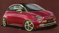 """Fiat 500C """"Dolce Vita"""", la 500 da 300.000 euro - Immagine: 13"""