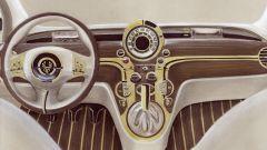 """Fiat 500C """"Dolce Vita"""", la 500 da 300.000 euro - Immagine: 14"""