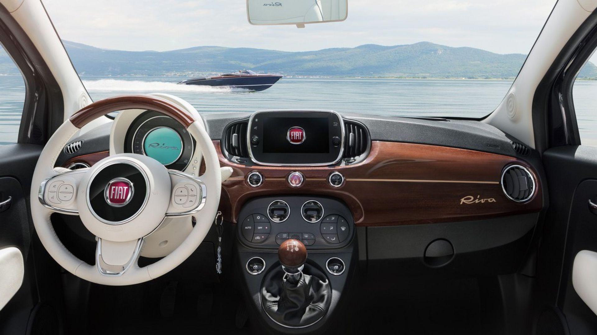 Video News Fiat 500 Riva Caratteristiche Dotazioni Prezzi Motorbox