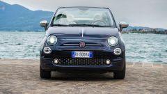 Fiat 500C Riva: vista frontale