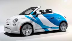 Fiat 500e: al CES 2019 la concept che legge nel pensiero - Immagine: 1