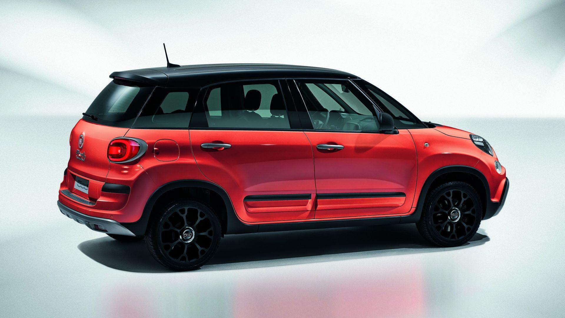 Motor City Mini >> Fiat 500L City Cross: nuova versione per il mini suv ...