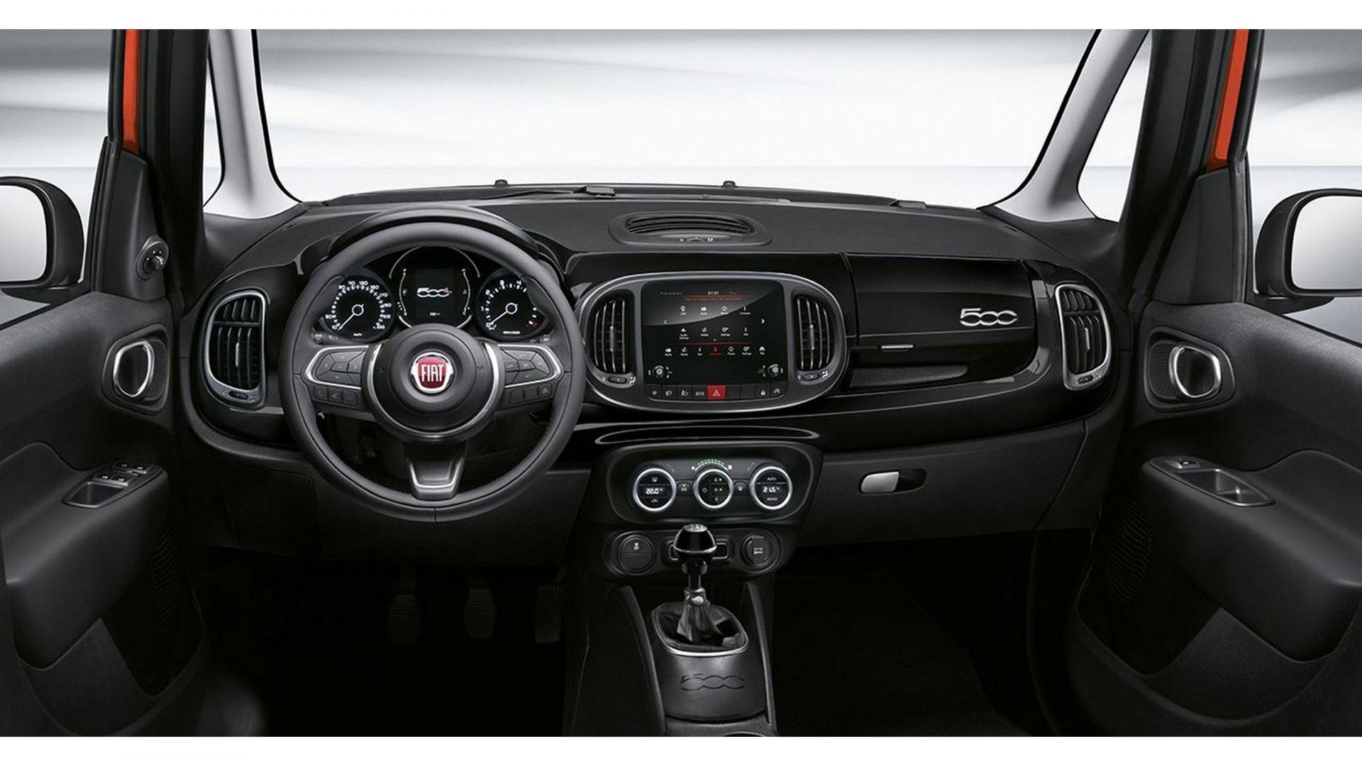 Fiat 500 Pop >> Fiat 500L City Cross: nuova versione per il mini suv ...