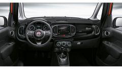 Fiat 500L City Cross: gli interni, il volante
