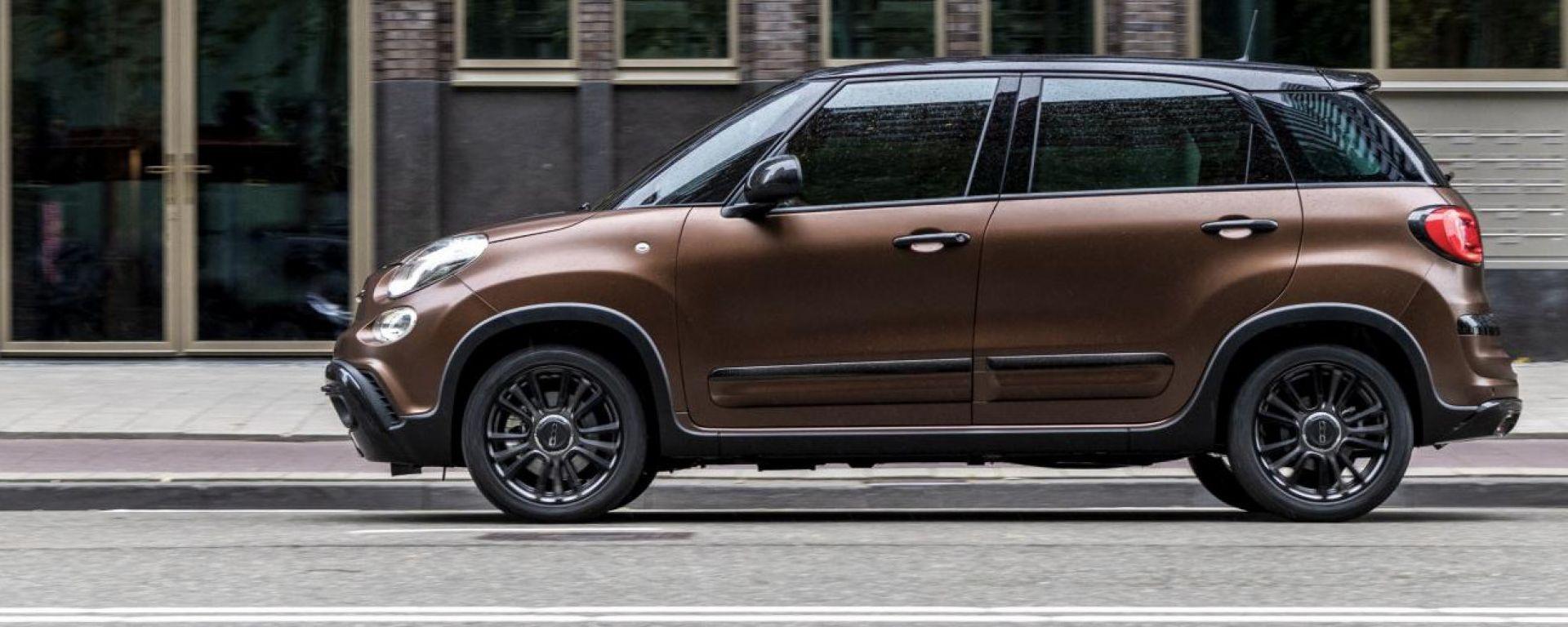 Fiat 500L, il 2020 l'anno del mild hybrid