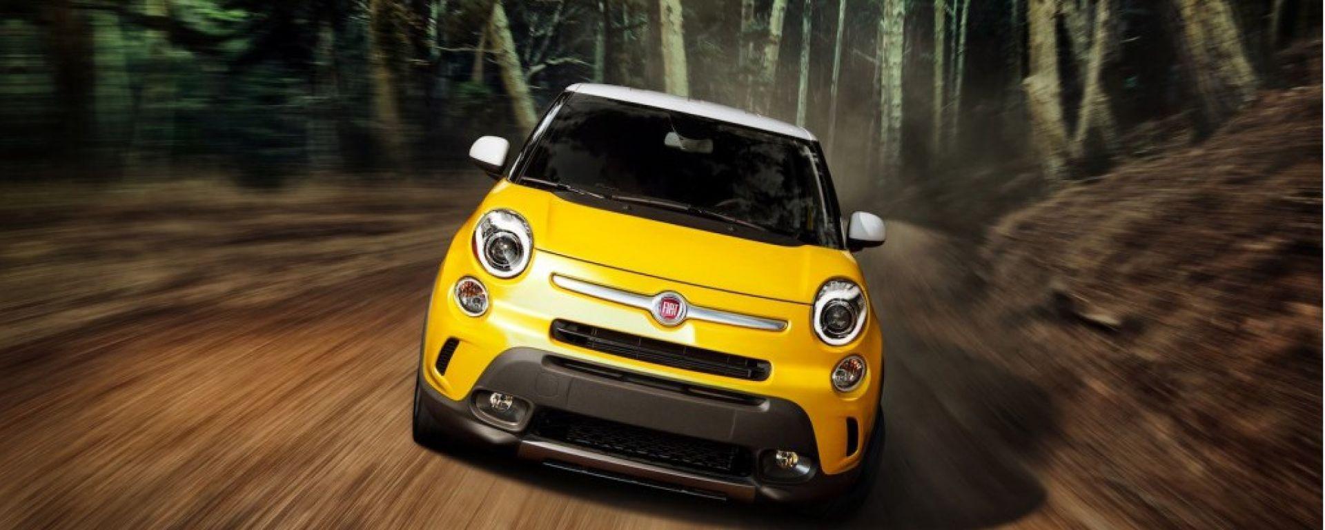 Fiat 500L: più cavalli per tutte