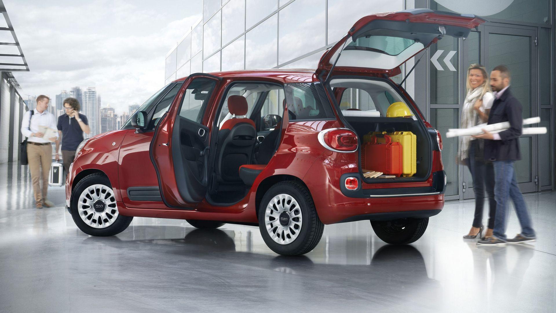 Fiat 500 Pop >> Anteprima - Fiat 500L Pro - MotorBox