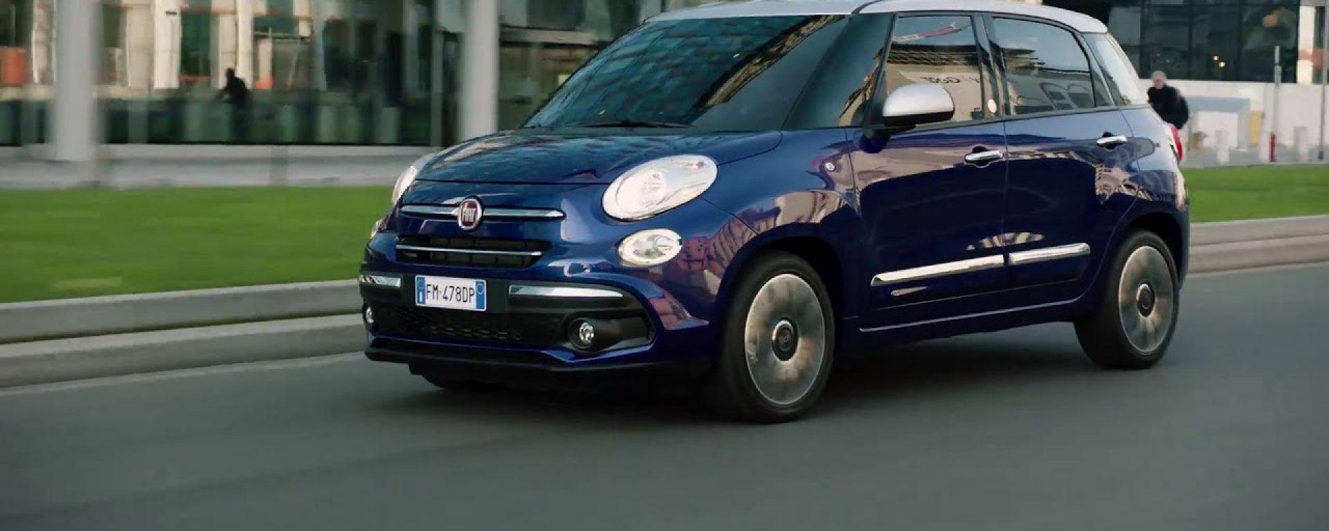Fiat 500L, quale futuro per il minivan by Fiat?
