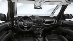 Fiat 500L S-Design: la plancia