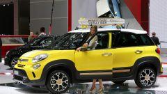 Fiat 500L Trekking Street Surf - Immagine: 3