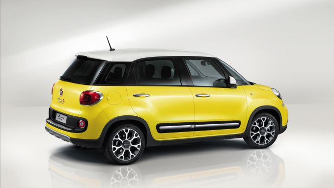 Immagine 5: Fiat 500L Trekking