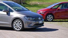 500L Trekking vs C4 Picasso vs Golf Sportsvan - Immagine: 4