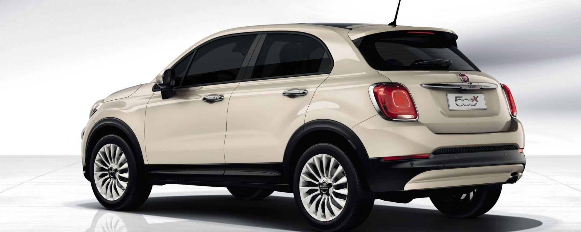 Fiat 500 Sport >> Novità auto: Fiat 500X - MotorBox