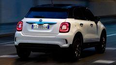 Fiat 500X 120°, cerchi da 17 pollici