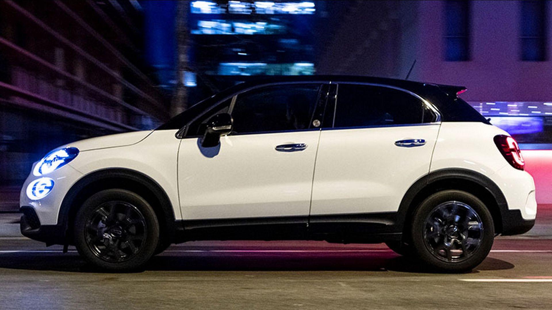 Fiat 500x 120 2019 Prezzi Interni Dotazioni Promozione Motorbox