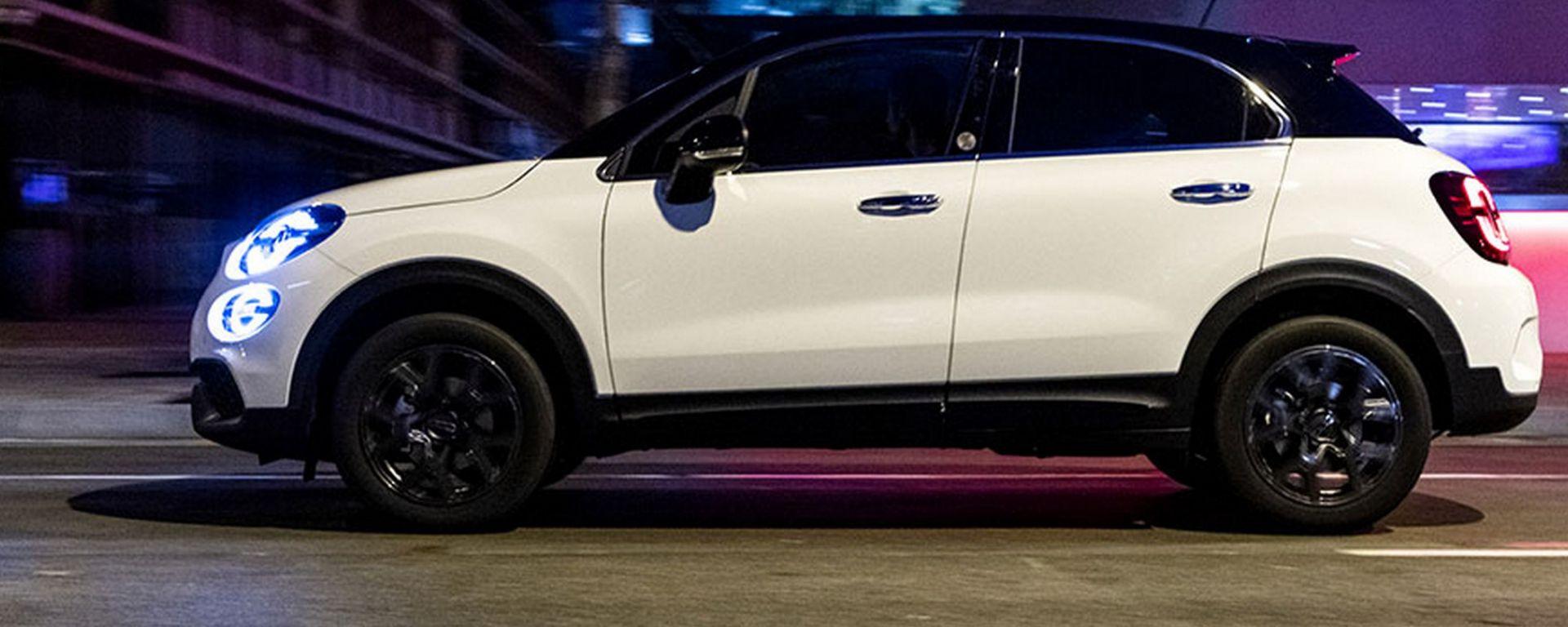 Fiat 500X 120°