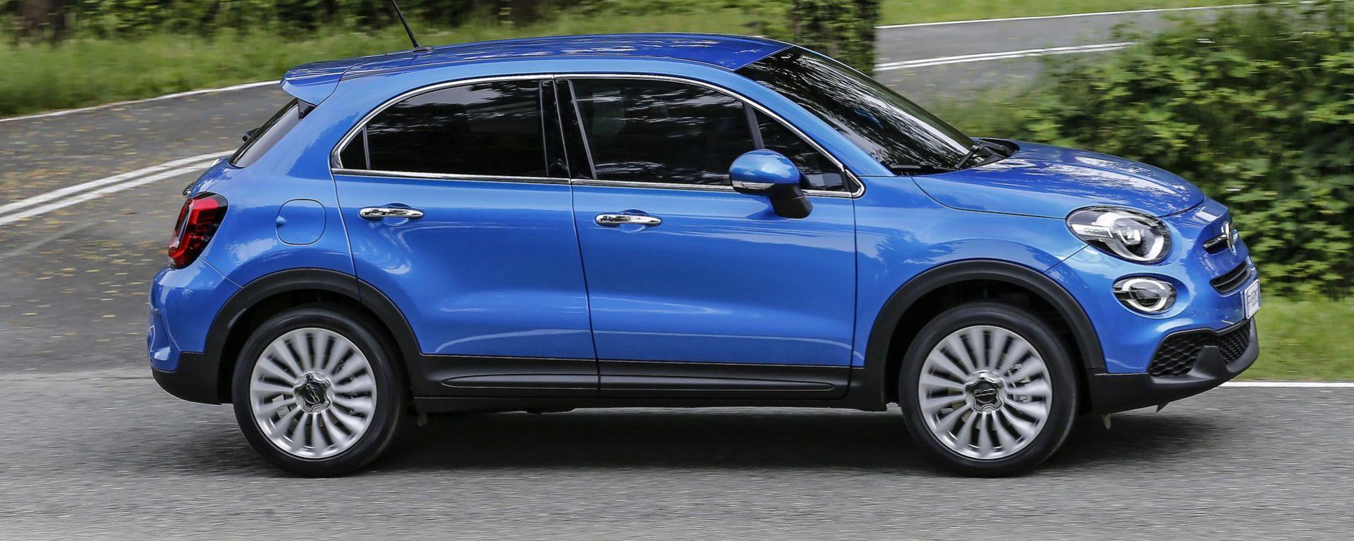 Fiat 500X 2019: la guida all'acquisto