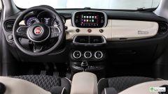 Fiat 500X 2019: la regina si rifà il look - Immagine: 10