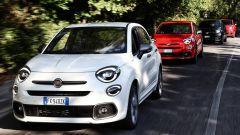 Fiat 500X 2021, arriva l'elettrificazione leggera