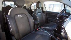 Fiat 500X Cross: gli interni