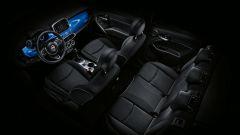 Fiat 500X: gli interni
