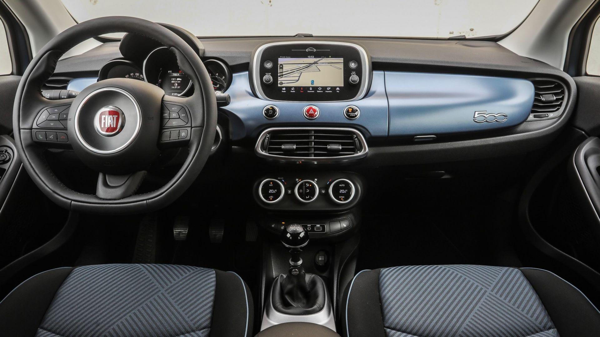 Fiat 500X Crossover >> Fiat 500X 1.6 vs Volkswagen T-Roc 1.0 TSI: prova, misure ...