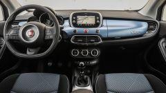 Fiat 500X interni