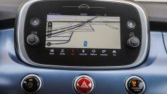Fiat 500X Mirror infotainment