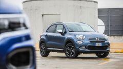 Fiat 500X Mirror vs Volkswagen T-Roc Style: sfida per il trono - Immagine: 12