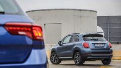 Fiat 500X Mirror vs Volkswagen T-Roc Style: sfida per il trono - Immagine: 18