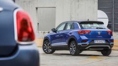 Fiat 500X Mirror vs Volkswagen T-Roc Style: sfida per il trono - Immagine: 25