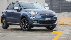 Fiat 500X Mirror vs Volkswagen T-Roc Style: sfida per il trono - Immagine: 26