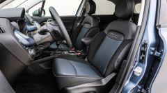 Fiat 500X Mirror vs Volkswagen T-Roc Style: sfida per il trono - Immagine: 41