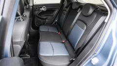 Fiat 500X Mirror vs Volkswagen T-Roc Style: sfida per il trono - Immagine: 42