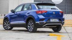 Fiat 500X Mirror vs Volkswagen T-Roc Style: sfida per il trono - Immagine: 48