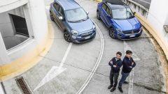 Fiat 500X Mirror vs Volkswagen T-Roc Style: sfida per il trono - Immagine: 52