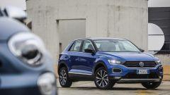 Fiat 500X Mirror vs Volkswagen T-Roc Style: sfida per il trono - Immagine: 19
